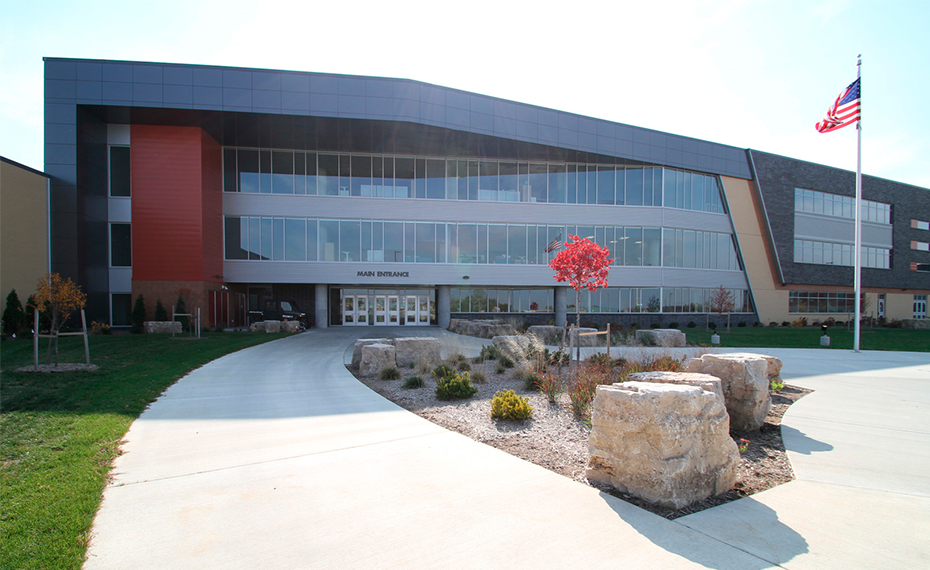 Camp Randall Student Athletic Performance Center